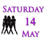 Saturday 14 May