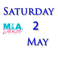 Saturday May 2