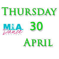 Thursday April 30