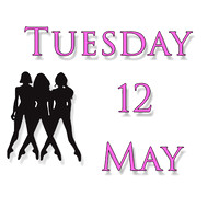 Tuesday 12 May