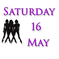Saturday 16 May