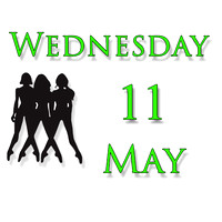 Wednesday 11 May