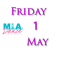 Friday May 1